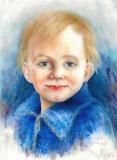 Mouri Samuel (3 jaar)