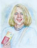 Portret Sjoerd in opdracht