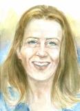 Portret Rachel